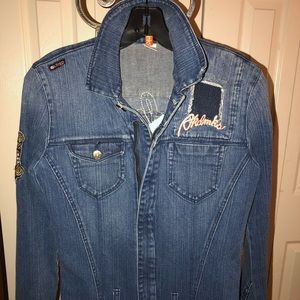 Jean jumpsuit by Akdmks Med size 8